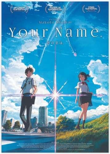 Kimi no na wa = Your name | Shinkai, Makoto (1973-....) - Réalisateur. Scénariste