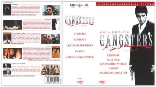 Collection gangsters : 5 indispensables du cinéma | De Palma, Brian (1940-) - Metteur en scène ou scénariste