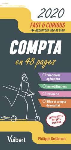 Compta en 48 pages : 2020 | Guillermic, Philippe (1967-) - Auteur