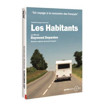 Les habitants : un voyage à la rencontre des Français   Depardon, Raymond (1942-) - dir.