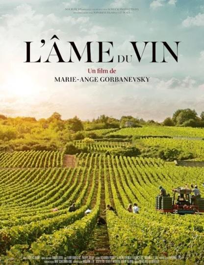 L'âme du vin | Gorbanevsky, Marie-Ange - Metteur en scène ou scénariste