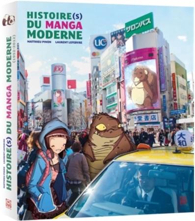 Histoire(s) du manga moderne : 1952-2012 | Pinon, Matthieu