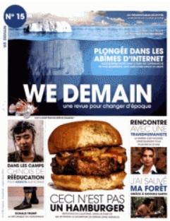 Ceci n'est pas un hamburger : reportage en Californie, dans les start-up qui inventent la nourriture de demain (sans animaux) | Siegel, François (1949-) - Directeur de publication