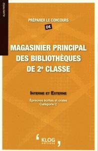 Preparer Le Concours De Magasinier Principal Des Bibliotheques De 2e Classe Interne Et Externe Epreuves Ecrites Et Orales Categorie C Detail