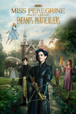 Miss Peregrine's home for peculiar children = Miss Peregrine et les enfants particuliers | Burton, Tim (1958-....) - Réalisateur