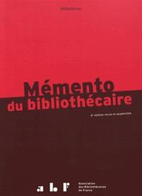 Mémento du bibliothécaire : guide pratique | Coignet, Béatrice
