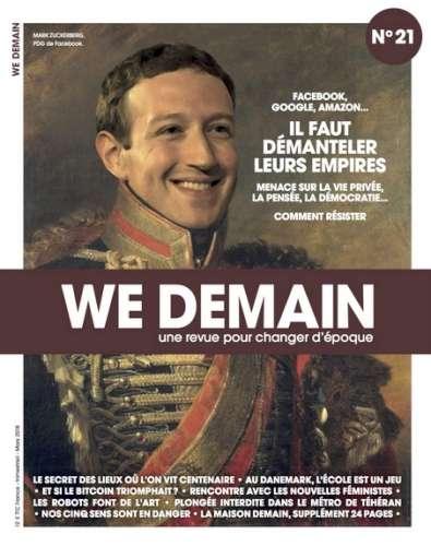Facebook, Google, Amazon... il faut démanteler leurs empires : menace sur la vie privée, la pensée, la démocratie  comment résister | Siegel, François (1949-....) - Directeur de publication