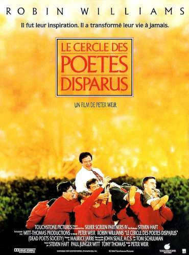 Dead poets Society = Le cercle des poètes disparus | Weir, Peter (1944-....) - Réalisateur