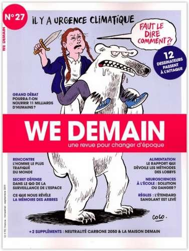 12 dessinateurs passent à l'attaque | Siegel, François (1949-....) - Directeur de publication